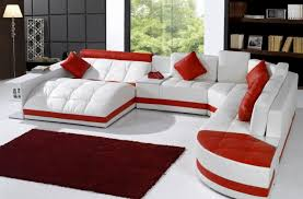 10 Luxury Leather Sofa Set Designs That Will Make You Excited Living Room