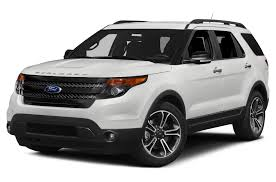 Ford Explorer Captains Chairs Second Row by 2015 Ford Explorer Sport 4dr 4x4 Pricing And Options