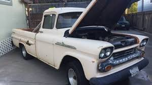 1958 Chevrolet Apache For Sale Near Woodland Hills, California 91364 ... 1958 Chevrolet Apache Stepside Pickup 1959 Streetside Classics The Nations Trusted Cameo F1971 Houston 2015 For Sale Classiccarscom Cc888019 This Chevy Is Rusty On The Outside And Ultramodern 3100 Sale 101522 Mcg 3200 Truck With A Twinturbo Ls1 Engine Swap Depot Editorial Stock Image Of Near Woodland Hills California 91364 Chevrolet Pickup 243px 1 Customer Gallery 1955 To