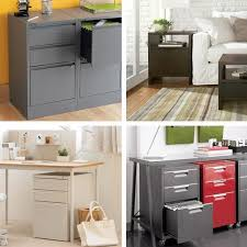 Bisley File Cabinet Wheels by 6 Stylish File Cabinets That Aren U0027t Boring Apartment Therapy