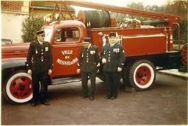 100 Les Cars And Trucks Mesnil Le Roi Pompiers Du Mesnil Le Capitaine Viguier Fire