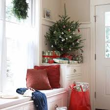 Creative Ideas For Space Saving Christmas Trees Your Home