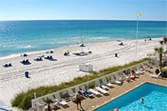 Panama City Beach hotels motels 48 in all direct links to ALL