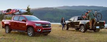 2018 Colorado Midsize Truck At Chevrolet Cadillac Of Santa Fe; Www ...
