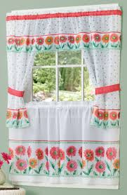Kmart Apple Kitchen Curtains by 18 Best Kitchen Curtain Images On Pinterest Kitchen Curtains