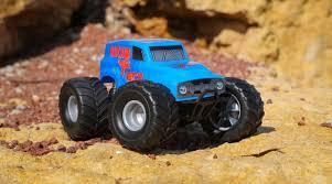 100 Monster Trucks Rc 128 Micro Ruckus 2WD Truck RTR Blue HorizonHobby