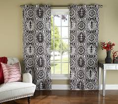 Vertical Striped Curtains Panels by Window Curtains M Style Designs Monika Murray