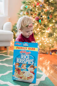 Rice Krispie Christmas Trees Recipe by Simple Holiday Rice Krispies Treats Recipe Katelyn Ryan