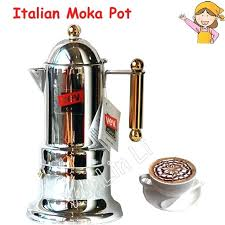 Coffee Maker Italian Machine How To Use Old