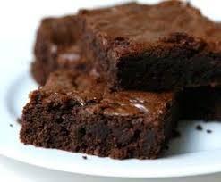 nutella brownies ohne mehl