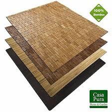 badezimmer vorleger matten holz badematte 80x50 akazien