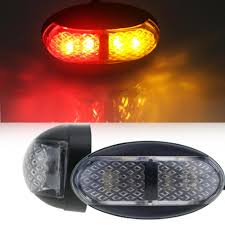 4 Led Car Side Marker Lights Clearance Lamp For Trailer Truck Bus ... 2pcs Red White 24v Led Side Marker Light For Truck Amber Clearance 1 X Car Side Marker Light Truck Clearance Lights Trailer 2 Led 12v Waterproof 4pack 2x3 Peaktow Rectangular Amber Submersible Cab Over America On Twitter Trucking Hello From Httpstco 6x 1030v 4led Plastic 4 Optronics 2x4 Bullseye Trailers Intertional Harvester Ihc And Assemblies Lets See Them Chicken Dodge Cummins Diesel Forum Free Shipping 12v24v 4led Trailer Trucklitesignalstat Yellow Oval Acrylic Replacement Lens Whosale Universal Teardrop Style Smoke Cab Roof