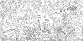 Redoubtable Johanna Basford Coloring Book Enchanted Forest Secret Garden Addictive