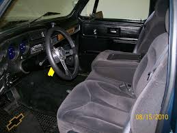 100 Chevrolet Truck Seats K10 Bench Seat Swap Forum Chevy Enthusiasts Forums
