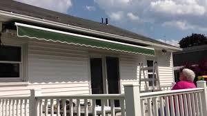 Helped Dan Install The Awning For His Aunt. - YouTube Shade One Awnings Nj Sunsetter Dealer Custom Store With Style Advaning Classic Series Manual Retractable Awning Hayneedle Costcodiy Sun Sail Patio Pictures Co Sunsetter Reviews Costco Itructions Motorized Canada Cost Lawrahetcom Helped Dan Install The Awning For His Aunt Youtube How Much Is A Do Outdoor Designed For Rain And Light Snow With Home Depot Frequently Asked Questions Majestic The 10 Faqretractable Dealers Nuimage Best In Miami Images On Pterest