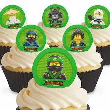 cakeshop 12 x essbare lego ninjago kuchen dekoration ebay