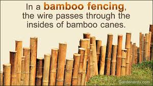100 Bamboo Walls Ideas Useful Tips For An Easy Installation Of Fencing Panels