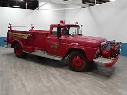 100 Ford Fire Truck 1959 For Sale ClassicCarscom CC1082676