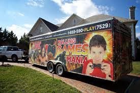 Video Game Birthday Party   Birthdays This Video Game Themed Food Truck Lets You Play Games While Long Island Ny Parties Birthday Party Video Euro Simulator 2 Highway Trucks Volvo Fh16 Justfunviogetruckcspringsamifortlauderdale Gallery Levelup Walkthrough Buy A Business Maryland Therultimate Rolling Party In The Towns And Scania Driving Simulation Per Mac Game Youtube Ideas Pinterest Rolling Our Cary North Carolina