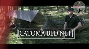 Catoma Bed Net by Catoma Bed Net Review Youtube