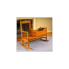 woodworking project paper plan to build nanny rocking chair with