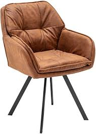 invicta interior rotating retro design chair mr lounger