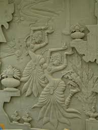 Indian Gods Art Stone Carving Wood Carvings Mural Wall Murals Sculpture Clay Paper