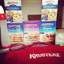 Krusteaz Pumpkin Pancakes by Krusteaz Archives Makin U0027 It Mo U0027betta
