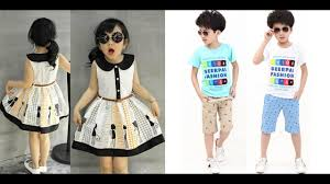 Latest Kids Collection Fashionable Dress Designs 2017 2018