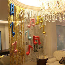 Foil Fringe Curtain Singapore by Tinsel Curtain Wall Ebay