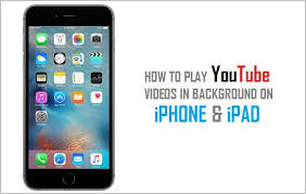 How to Play Videos in Background on iPad & iPhone