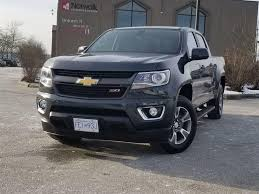 Used 2017 CHEVY TRUCK COLORADO 4WD For Sale In Quesnel, British ...
