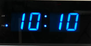 Digital Battery Wall Clock Operated Clocks