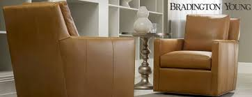 Bradington Young Sofa Quality by Bradington Young Leather Sofas And Loveseats Nebraska Furniture Mart