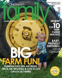 Pumpkin Patch Cincinnati by Cincinnati Family Magazine October 2017 By Day Communications