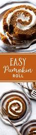 Easy Pumpkin Desserts With Few Ingredients by How To Make Pumpkin Roll Sallys Baking Addiction