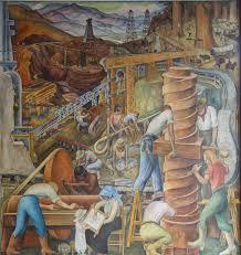 san francisco diego rivera murals diego rivera pan american unity mural at city college of san francisco