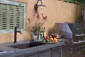 outdoor kitchen sinks with bronze faucet practical outdoor
