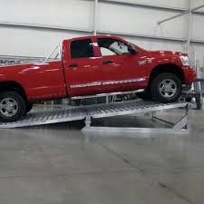 100 Aluminum Loading Ramps For Pickup Trucks Custom Heavy Duty LLC