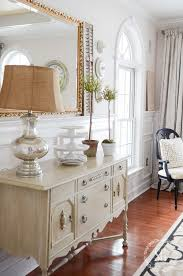 A BUFFET FURNISHING YOUR PERFECT DINING ROOM