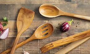 Black Wooden Spoon And Fork Wall Decor by 5 Tips On How To Care For Wooden Spoons Overstock Com