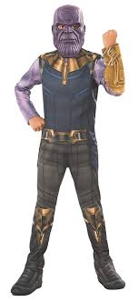 Amazoncom Rubies Marvel Avengers Infinity War Thanos Childs