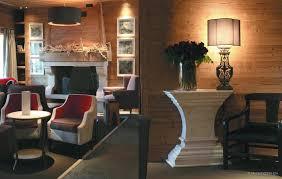 hotel le chalet blanc montgenevre commercial interior