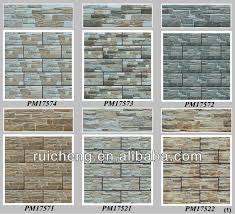 3d outside decorative cork wall tiles price in china 175 500mm