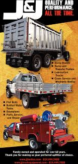 100 J And J Truck Bodies QUALITY AND PERFORMANCE ALL THE TIME TRUCK EQUIPMENT