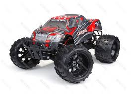HSP Savagery 1/8 RC Brushless LiPo 4WD RTR Monster Truck 2.4Ghz ...