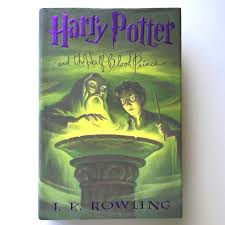 Book Review Harry Potter And The Half Blood Prince