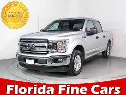 100 Ford Trucks For Sale In Florida Used 2018 FORD F 150 Xlt Truck For Sale In MIAMI FL 94886