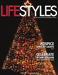 Christmas Tree Lane Modesto Ca 2012 by San Joaquin Lifestyles Dec 2011 By The Record Specialty