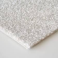 steffensmeier teppichboden margate meterware auslegware für kinderzimmer wohnzimmer schlafzimmer silber größe 300x400 cm